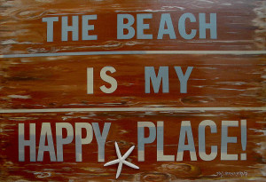 the-beach-is-my-happy-place